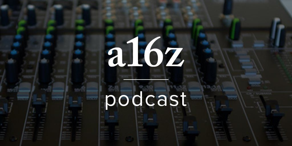a16z Podcast Logo