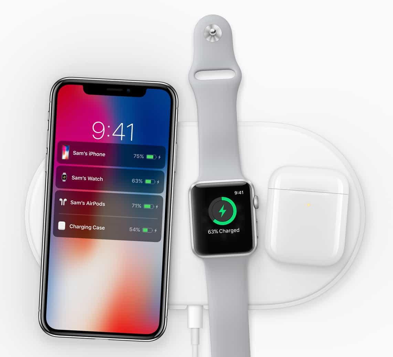iPhone X kaufen - AirPower und drahtlos Laden