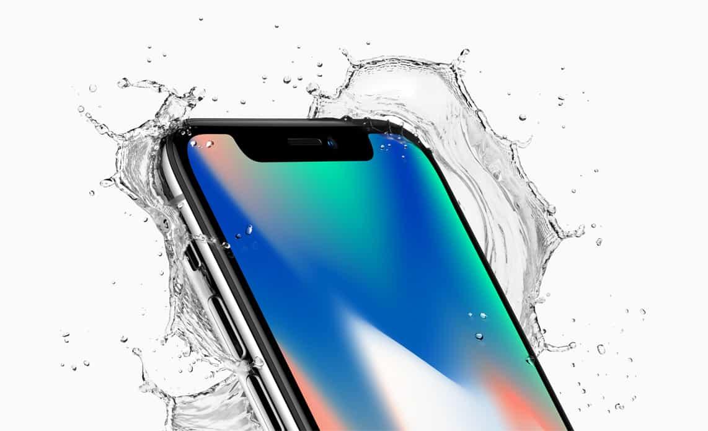 iPhone X kaufen - Wasserfest